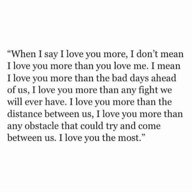 Saying i love you christian dating