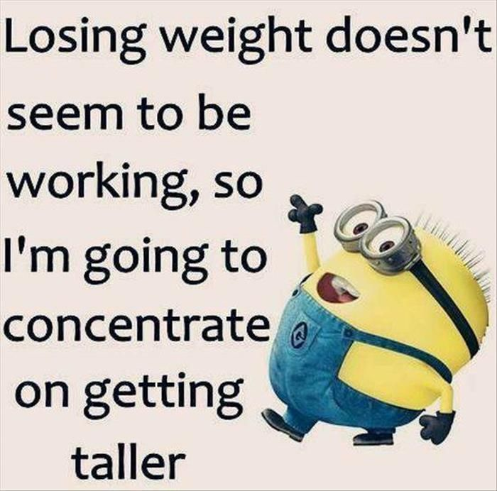 Funny Diet Quotes Jokes - Master trick
