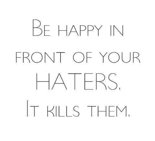 Jealousy Quotes : quotes about being happy 13 happy quote ...