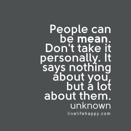 Quotes About Jealousy : People Can Be Mean… – OMG Quotes ...
