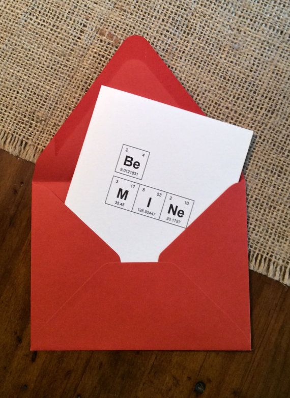 Quotes About Love For Him Be Mine Valentine Periodic Table Of The