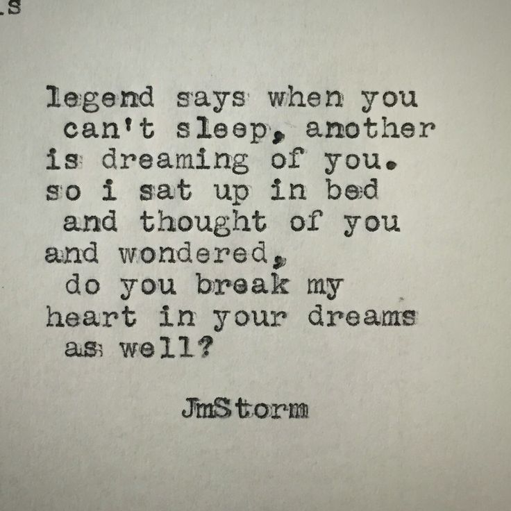 Short Sweet I Love You Quotes: Quotes About Love For Him : In Your Dreams ~JmStorm…