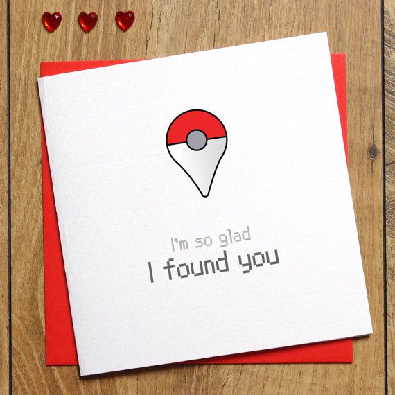 Quotes About Love For Him : Pokemon Go Card – I\'m So Glad I ...