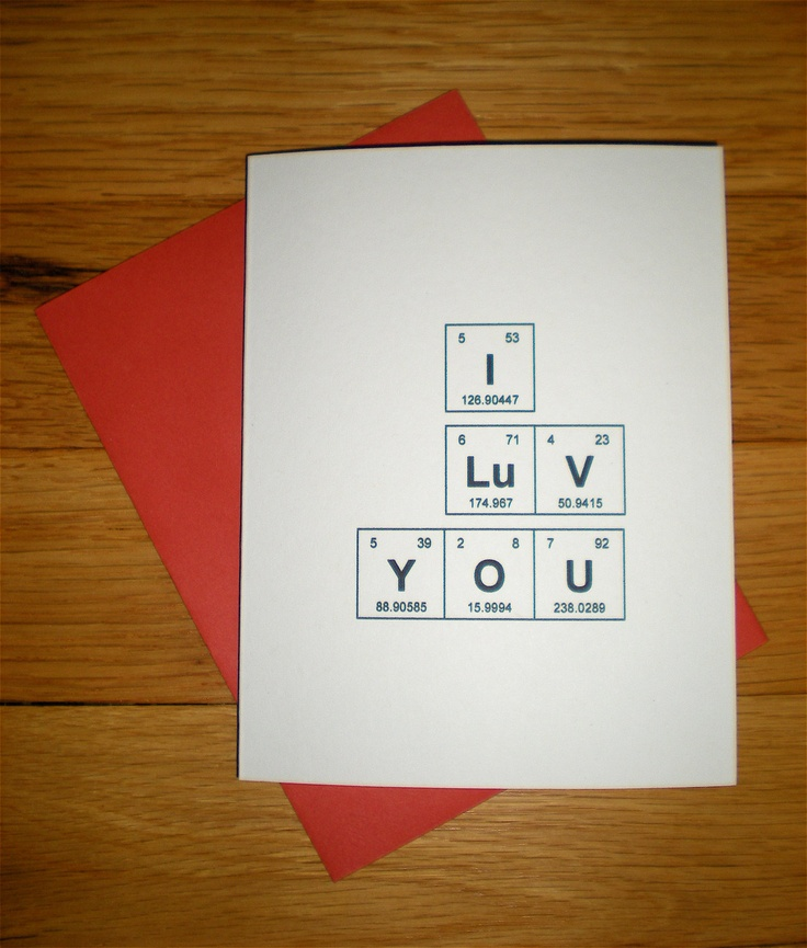Quotes About Love For Him Valentines Day Periodic Table Of The