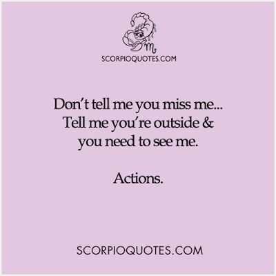 Me you quotes miss Missing Quotes
