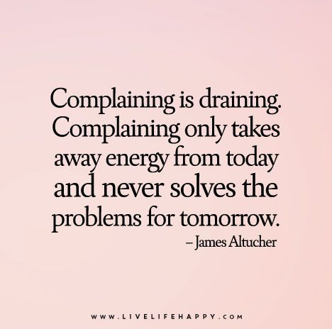 Image result for complainer