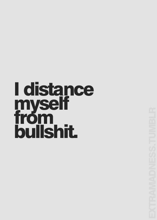 Wisdom Quotes : Thanks For reading Distance Myself From ...