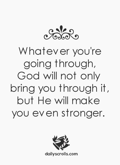 Inspirational Quotes about Strength: The Daily Scrolls ...