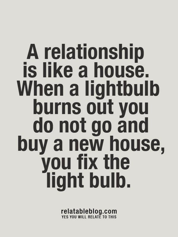 Love quotes for Love the house you have