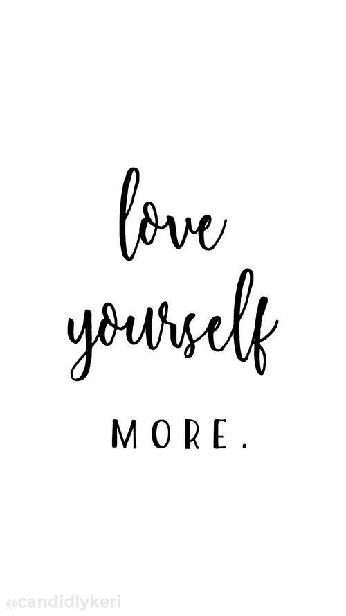 Motivational Quotes : love yourself more… – OMG Quotes ...