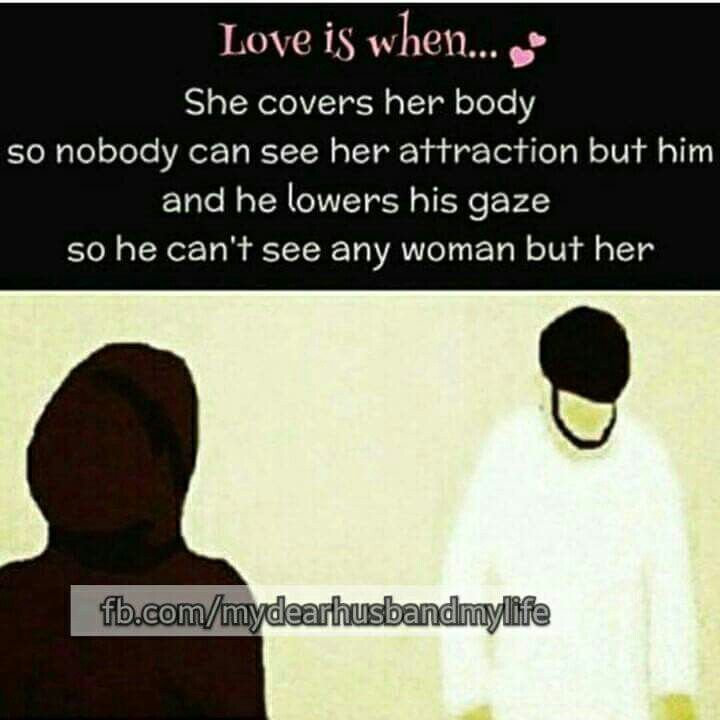 Love Quotes For Him Marriage: Muslim Couple Images With Love Quotes