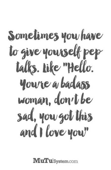 Badass Love Quotes Best Trust Quotes Hello You're A Badass Woman OMG Quotes Your