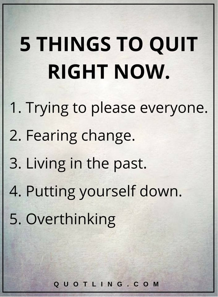 Inspirational Quotes About Strength Life Lessons 5 Things To Quit