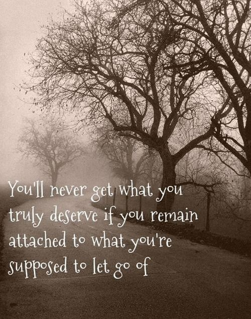 Wisdom Quotes : Let go and move on. God has better plans for ...