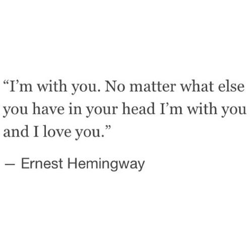 Hemingway Quotes On Love Unique Quotes About Love For Him . Omg Quotes  Your Daily Dose Of