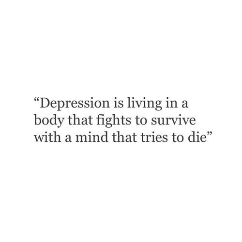 Inspirational Quotes For Depression Fascinating Inspirational Quotes About Strength Depression Is Living In A