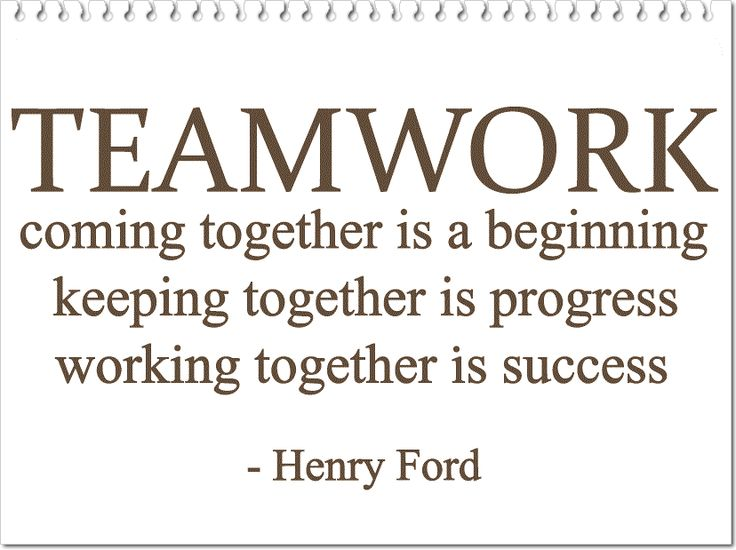 Inspirational Quotes For Work | Inspirational Quotes About Work Inspirational Teamwork Quotes For