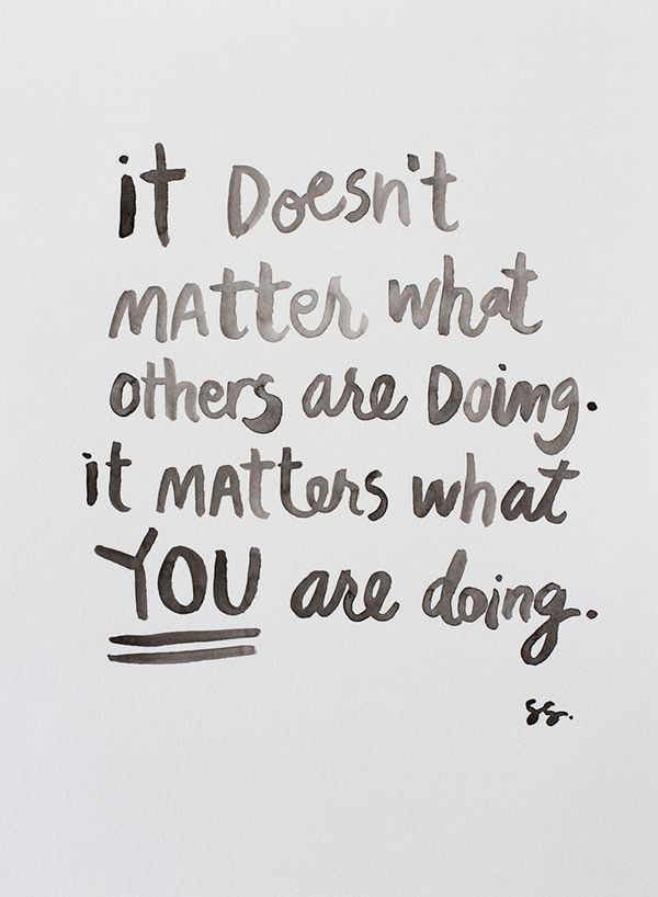 Inspirational Quotes About Work It Matters What You Are