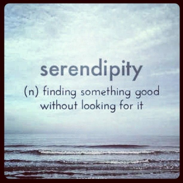 Wisdom Quotes : #Serendipity #quote… – OMG Quotes   Your ...