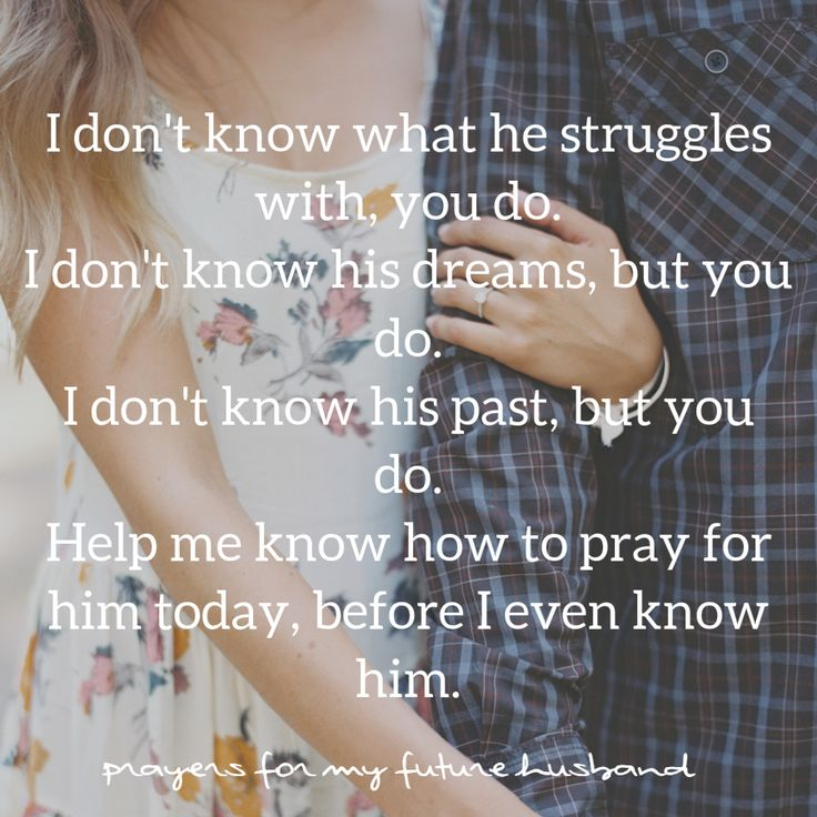 Love Quotes Day 1 Of Prayers For My Future Husband Part 2 Check