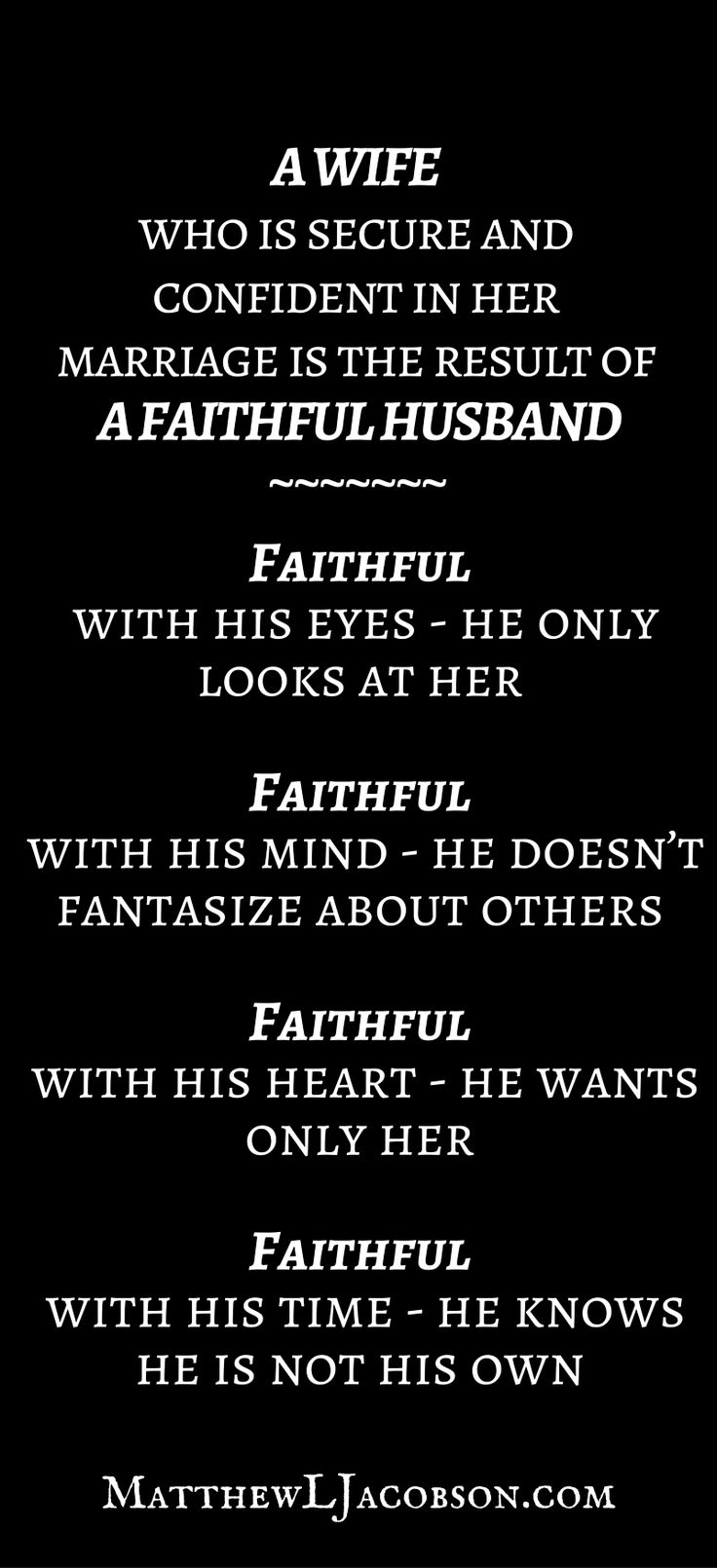 Love Quotes For A Husband Love Quotes  I'm Very Secure In My Faithful Husband Why Becomes