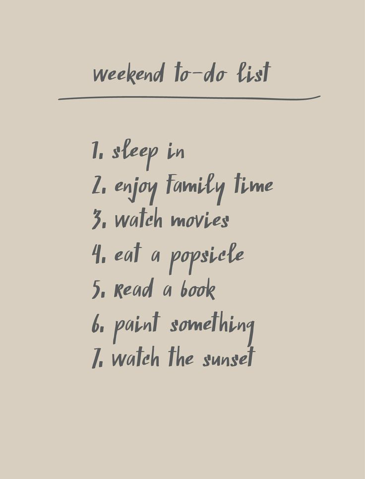Weekend Inspiration: Motivational Quotes : Here's To The Weekend!