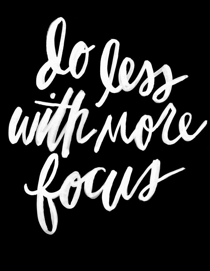 Life Quotes Inspiration Less Is More Inspiration Omg Quotes