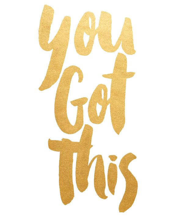 Motivational Quotes : You Got This Girl!… – OMG Quotes ...