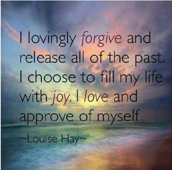 Success Quotes : I lovingly forgive and release…. – OMG Quotes ...