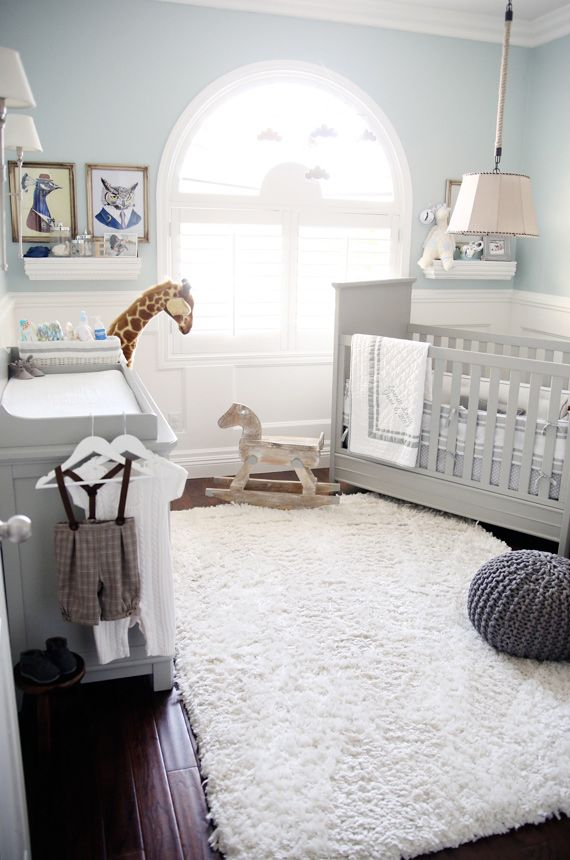 As The Quote Says Description Grey Neutral Nursery
