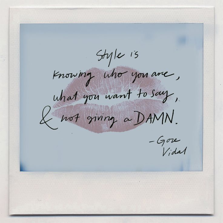Wisdom Quotes Style Fashion Quote Omg Quotes Your Daily Dose