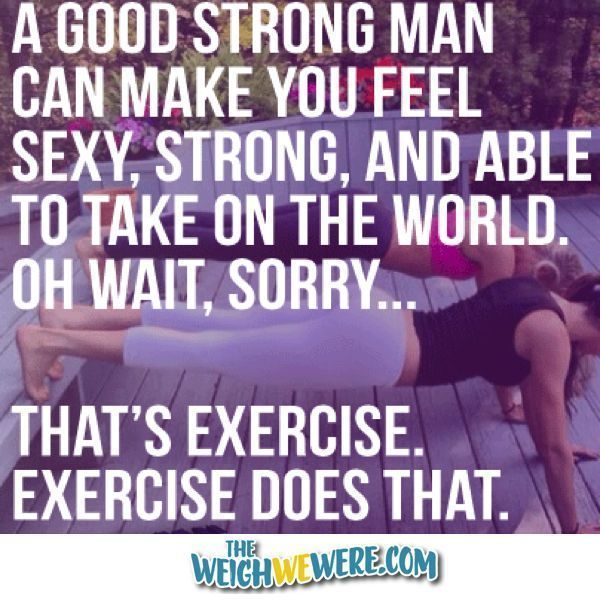 Best Health And Fitness Quotes Quote A Good Strong Man Can Make