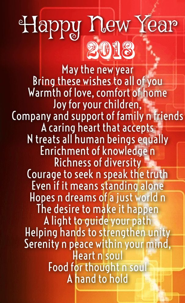 as the quote says description 2018 new year wishes messages