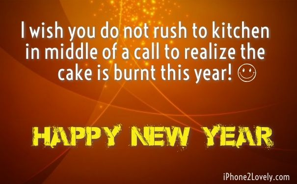 as the quote says description best funny new year wishes messages