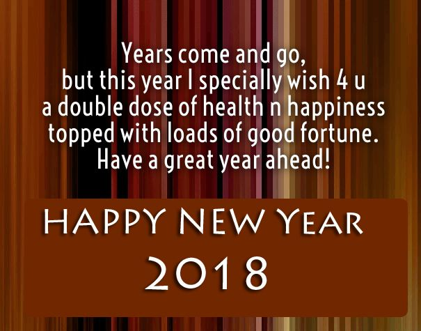 Happy new year 2018 wishes quotes happy new year greetings 2018 as the quote says description happy new year greetings 2018 m4hsunfo