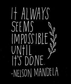 Popular Quotes About Life Delectable Inspirational Quotes About Work  Nothing Is Impossible  Omg