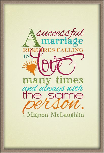 As The Quote Says Description A Successful Marriage Requires Falling In Love