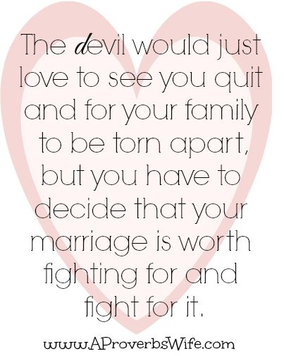 Love Quotes Fight For Your Marriage Omg Quotes Your Daily Dose