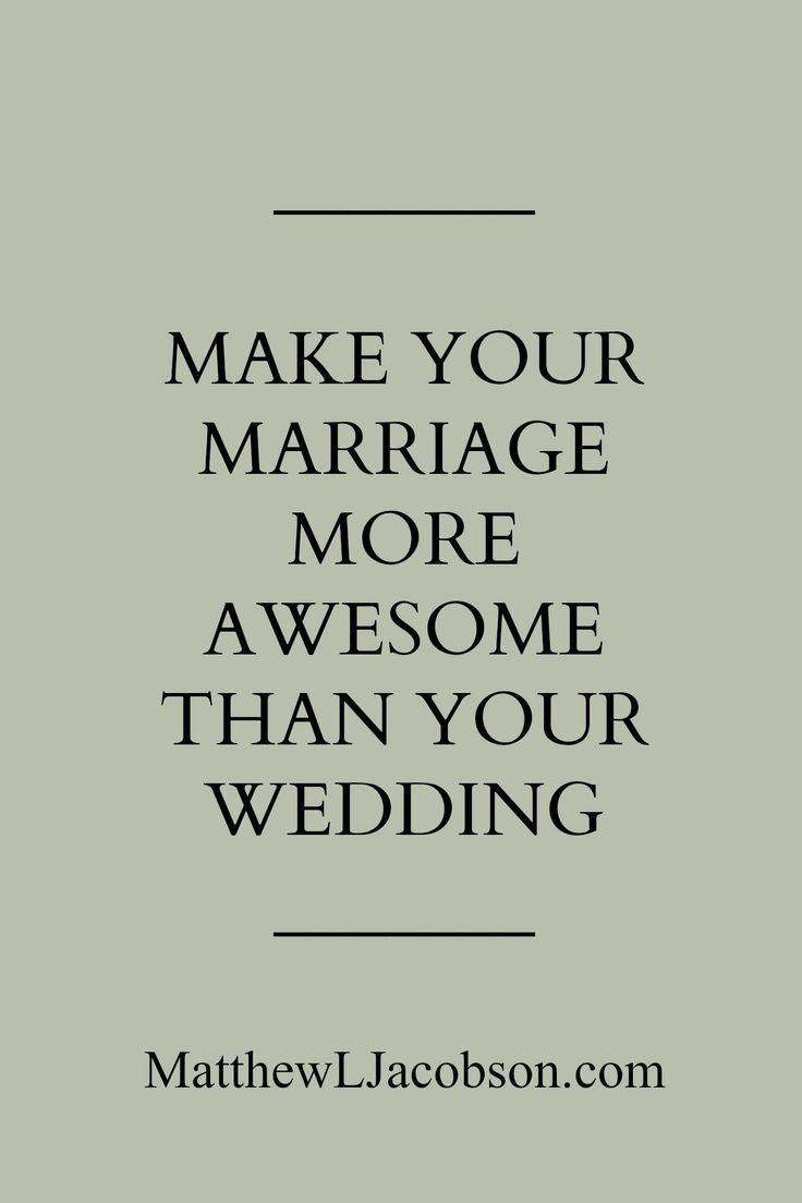 Love Quotes : The wedding, the honeymoon       it was