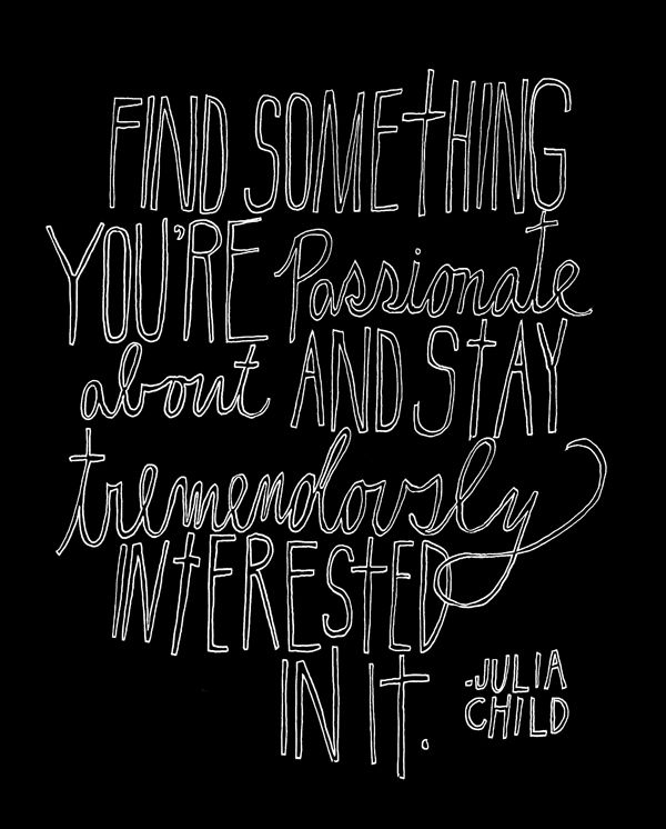 Motivational Quotes Hand Lettering By Lisa Congdon Omg Quotes