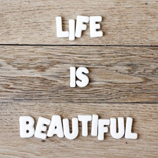 Motivational Quotes : life is beautiful – OMG Quotes | Your