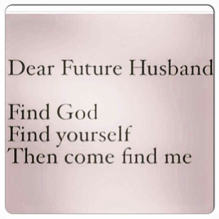 By Photo Congress || Dear Future Husband Quotes Funny Images