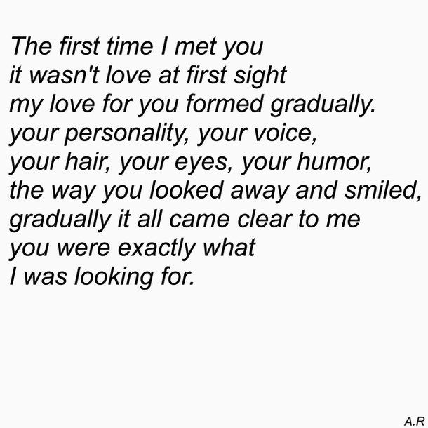 Quotes About Love For Him Ive Known Him For Four Years But It