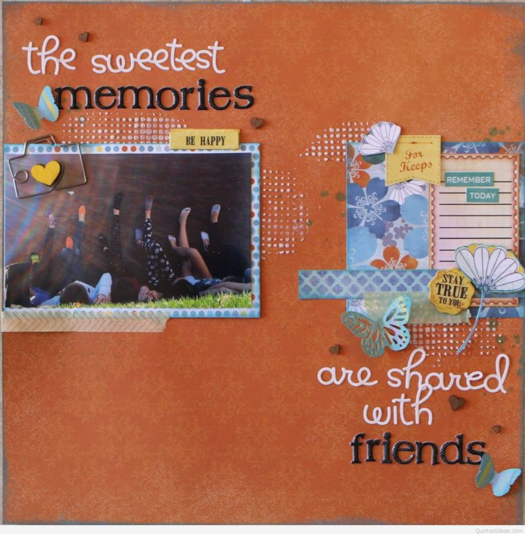 Wisdom Words Quotes Sweet Memories Card Wallpaper Quote With