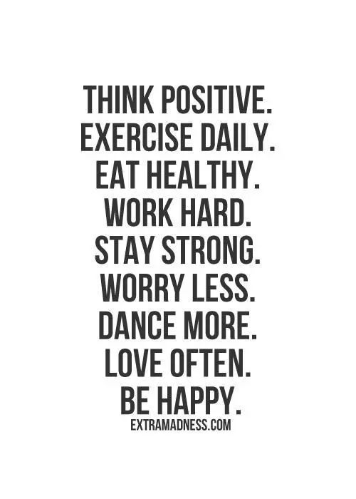 Health and fitness motivational pictures