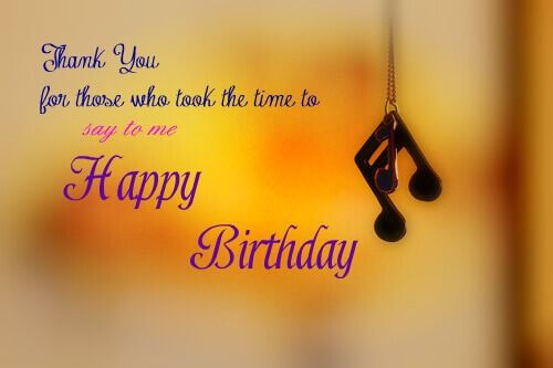 Best Birthday Wishes Quotes ~ Best birthday quotes funny thank you birthday wishes with
