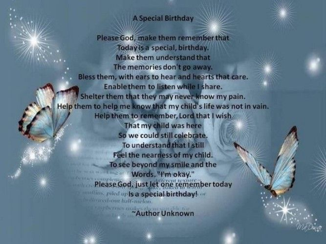 Best Birthday Quotes Happy Brother In Heaven Deceased Sons Wishes To