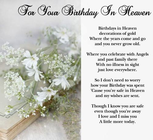 Best Birthday Quotes : Happy Birthday In Heaven Dad Quotes