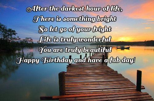 Excellent Best Birthday Quotes Happy Birthday Inspirational Quotes Happy Personalised Birthday Cards Paralily Jamesorg
