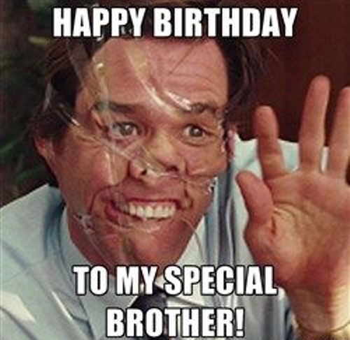 As the quote says – Description. Happy birthday quotes for brother funny.
